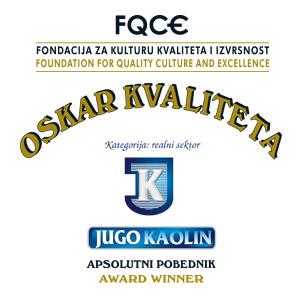 Oskar Kvaliteta 2018